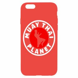 Чохол для iPhone 6S Muay Thai Planet