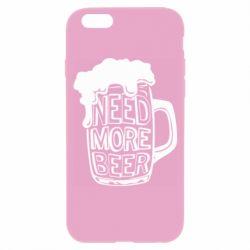 Чохол для iPhone 6S Need more beer
