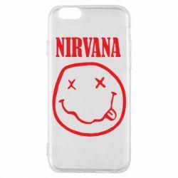Чехол для iPhone 6S Nirvana (Нирвана)