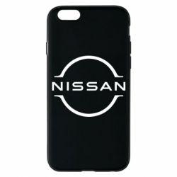 Чохол для iPhone 6S Nissan new logo