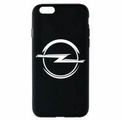 Чехол для iPhone 6S Opel Log