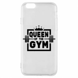 Чохол для iPhone 6S Queen Of The Gym