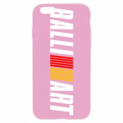 Чехол для iPhone 6S Ralli Art Small