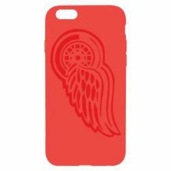 Чехол для iPhone 6S Red Wings