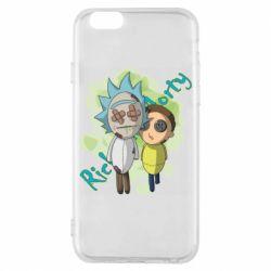 Чохол для iPhone 6S Rick and Morty voodoo doll