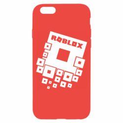 Чохол для iPhone 6S Roblox logos