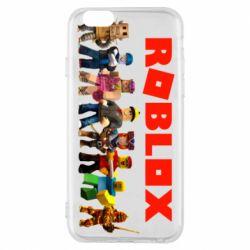 Чохол для iPhone 6S Roblox team