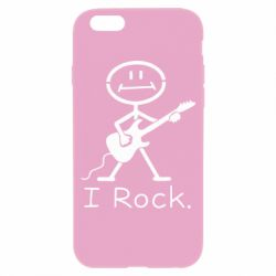 Чохол для iPhone 6S З гітарою