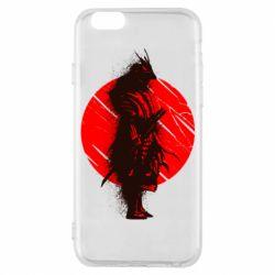 Чохол для iPhone 6S Samurai spray