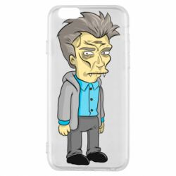 Чохол для iPhone 6S Simpson with fangs