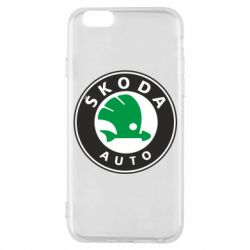 Чехол для iPhone 6S Skoda Small