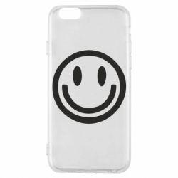 Чехол для iPhone 6S Смайлик