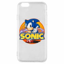 Чохол для iPhone 6S Sonic lightning