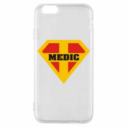 Чехол для iPhone 6S Super Medic