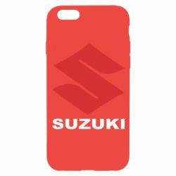 Чехол для iPhone 6S Suzuki