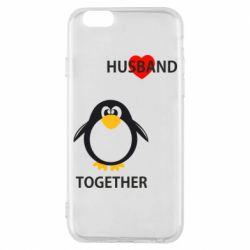 Чехол для iPhone 6S Together forever2
