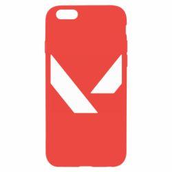 Чохол для iPhone 6S Valorant sign