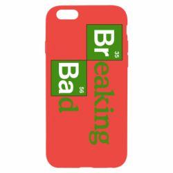 Чехол для iPhone 6S Во все тяжкие (Breaking Bad)
