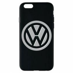 Чехол для iPhone 6S Volkswagen Logo