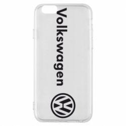Чехол для iPhone 6S Volkswagen Motors