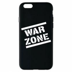 Чохол для iPhone 6S War Zone