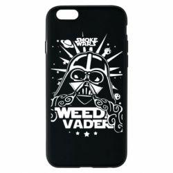 Чехол для iPhone 6S Weed Vader