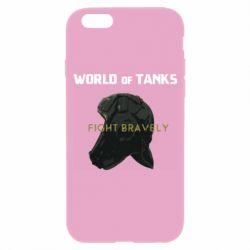Чохол для iPhone 6S WoT Fight bravely
