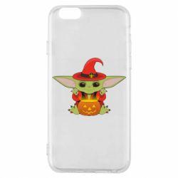 Чохол для iPhone 6S Yoda conjures