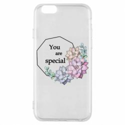 Чохол для iPhone 6S You are special