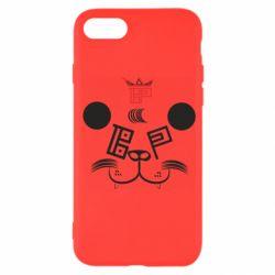 Чехол для iPhone 7 BEAR PANDA BP VERSION 2