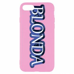 Чехол для iPhone 7 BLONDA