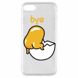 Чохол для iPhone 7 Bye