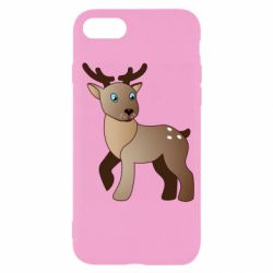 Чехол для iPhone 7 Cartoon deer