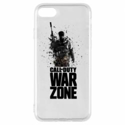 Чехол для iPhone 7 COD Warzone Splash