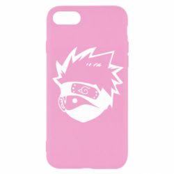 Чохол для iPhone 7 Cute face Kakashi