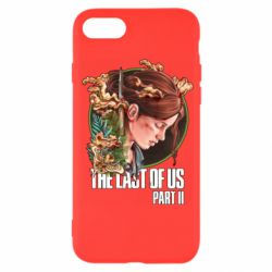 Чехол для iPhone 7 Ellie The Last Of Us