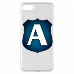 Чохол для iPhone 7 Форум Антиколлектор Лого Минимал
