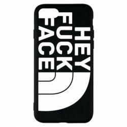 Чохол для iPhone 7 Hey fuck face