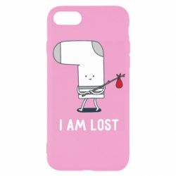 Чохол для iPhone 7 I am lost