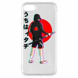 Чохол для iPhone 7 Itachi in modern clothes