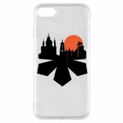 Чохол для iPhone 7 Kiev city of chestnuts