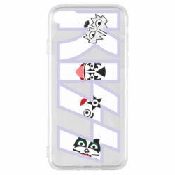 Чохол для iPhone 7 Kiss the music band
