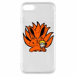 Чохол для iPhone 7 Kurama And Naruto