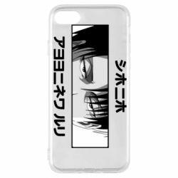 Чохол для iPhone 7 Levi's Eyes
