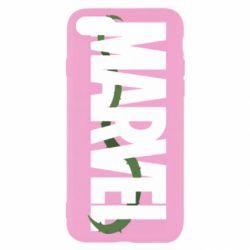 Чехол для iPhone 7 Marvel logo and vine