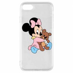 Чохол для iPhone 7 Minnie And Bear