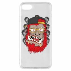Чехол для iPhone 7 Monkey Style