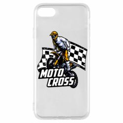 Чехол для iPhone 7 Motocross