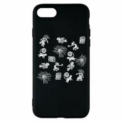 Чохол для iPhone 7 Наскальний Живопис