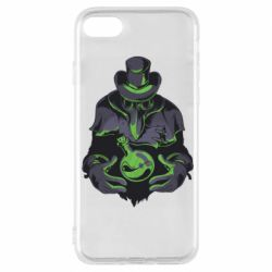 Чехол для iPhone 7 Plague Doctor